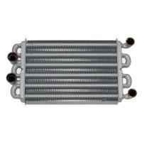 Теплообменник битермический для моделей EOLO/NIKE Star 24 3E; Termet; Ferolli; Альфа-Калор; Ariston Agis 24 FF
